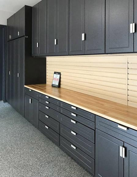 Garage Cabinets Kansas City KS / MO | Garage Storage Olathe