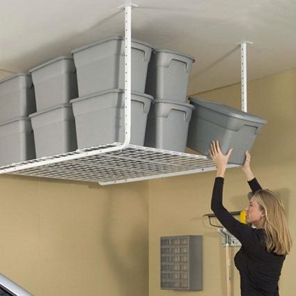 Overhead Garage Storage Kansas City KS / MO